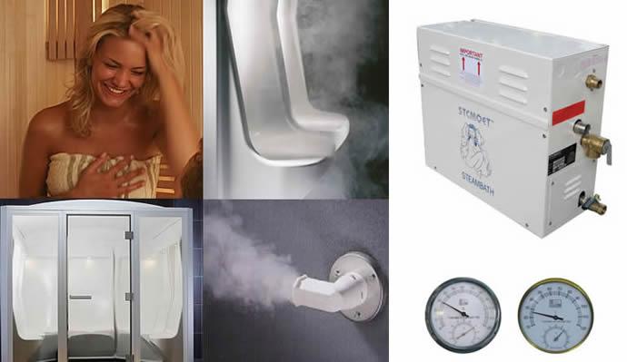 桑拿蒸气浴,湿蒸浴,美容蒸气浴,